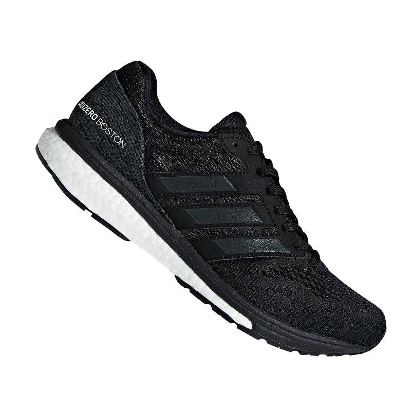 adidas Adizero Boston 7 Running Damen Schwarz