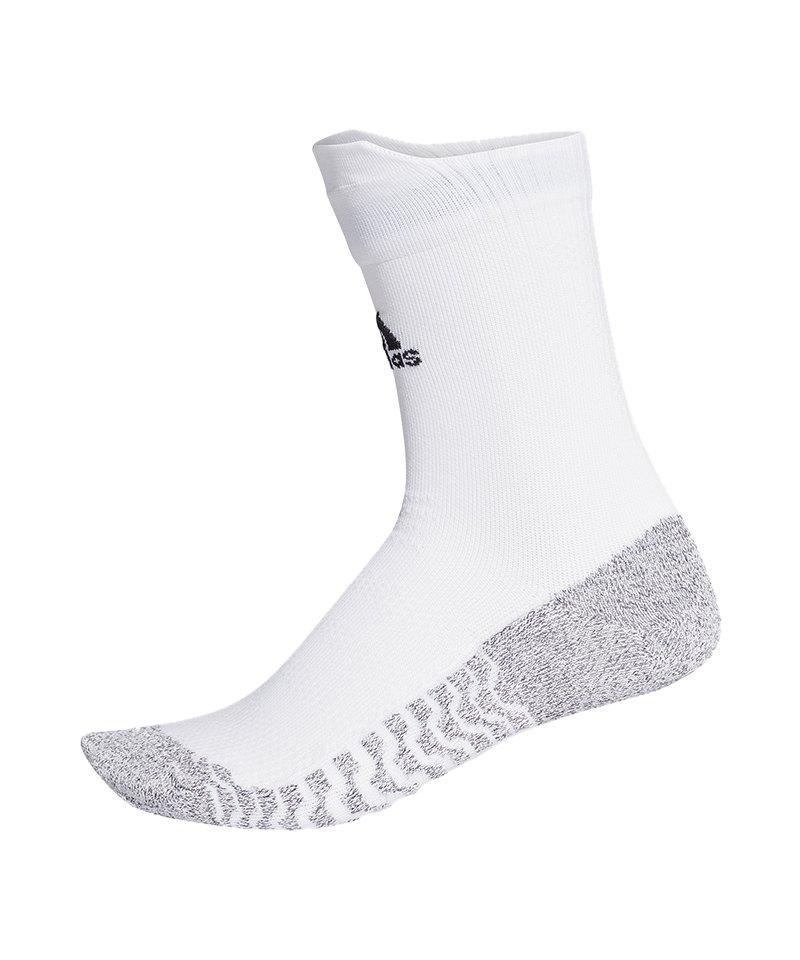 adidas Alphaskin Traxion UL Crew Socken Weiss