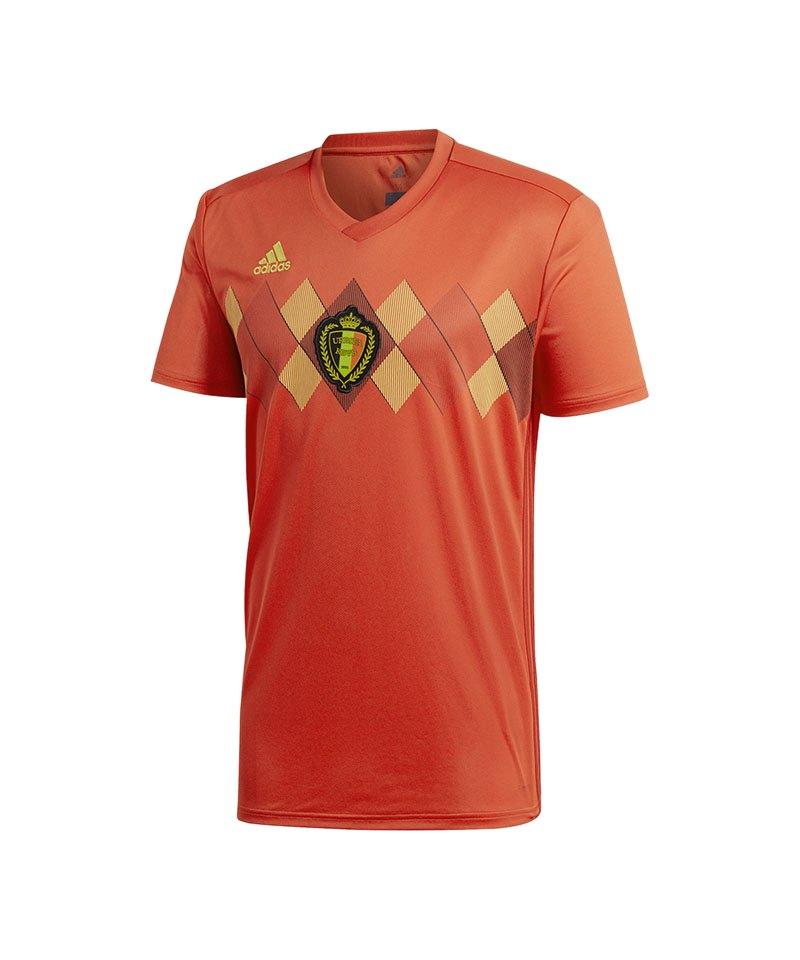 Marokko WM 2018 Kinder T-Shirt Rot Trikot Fußball Nr ALL 10 Sport