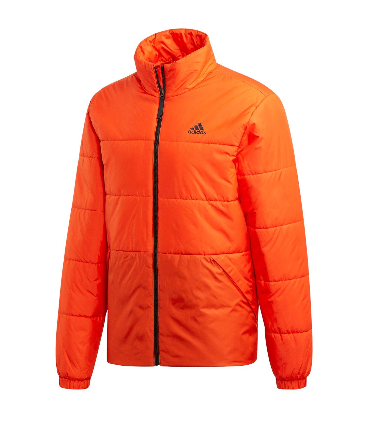adidas BSC 3 Stripes Jacke Rot