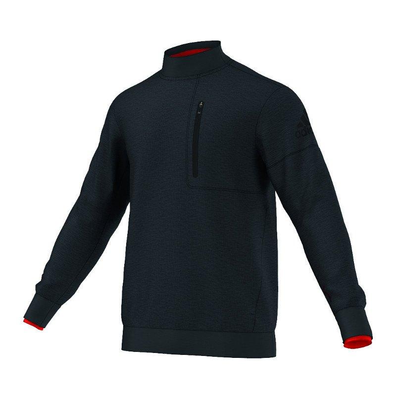 adidas climaheat crew sweatshirt langarm training men grau. Black Bedroom Furniture Sets. Home Design Ideas