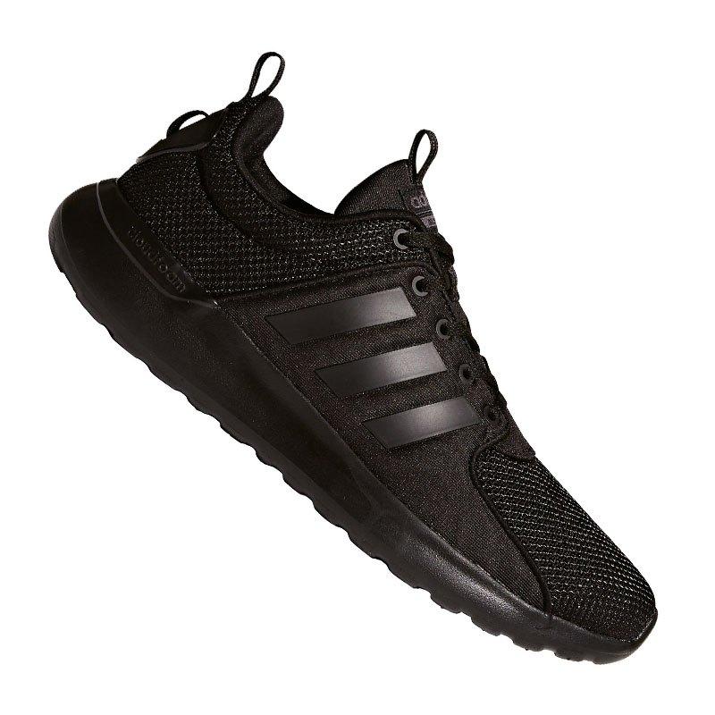 adidas Cloudfoam Lite Racer Sneaker Schwarz