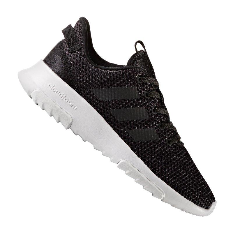 adidas Cloudfoam Racer TR Sneaker Kids Schwarz