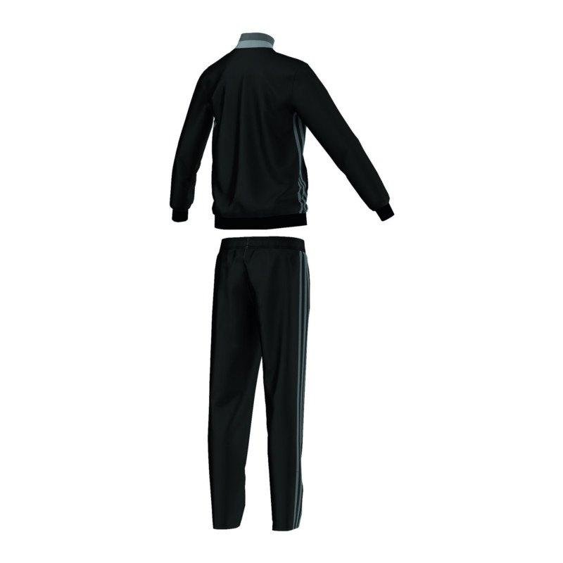 adidas anzug grau rot strenge anz ge foto blog 2017. Black Bedroom Furniture Sets. Home Design Ideas