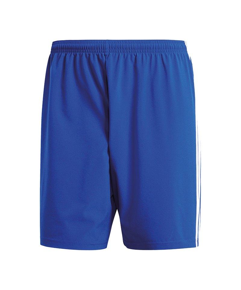 adidas Condivo 18 Short Hose kurz Blau Weiss