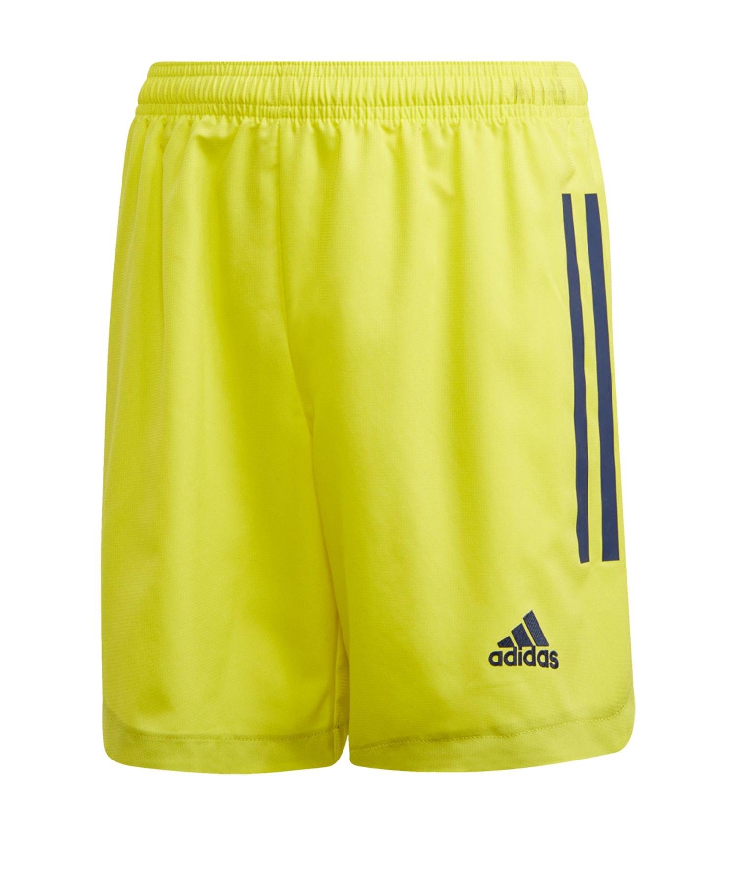 adidas Condivo 18 Short Hose kurz Kids Gelb gelb