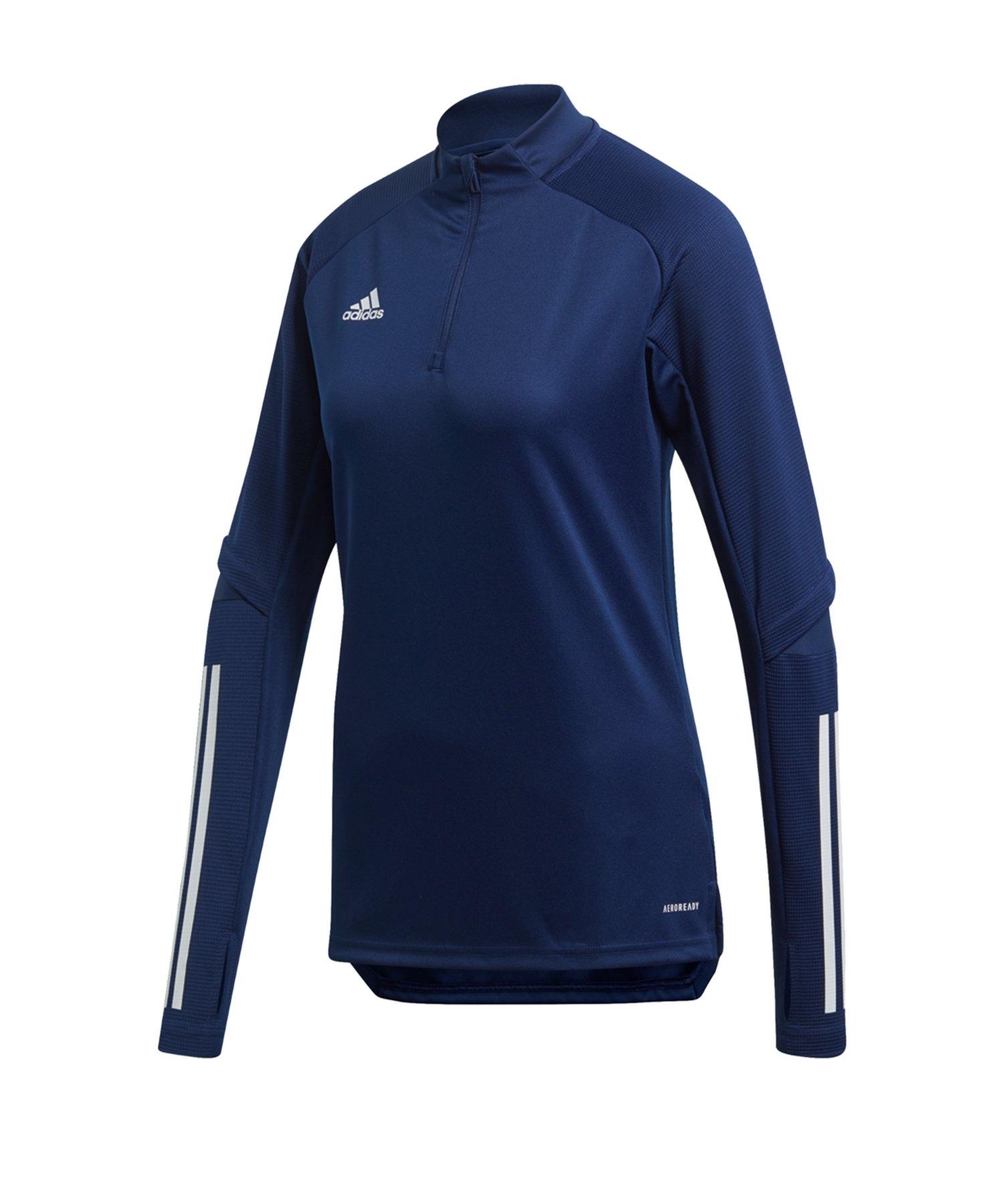 adidas Condivo 20 Trainingshose Damen Blau Weiss