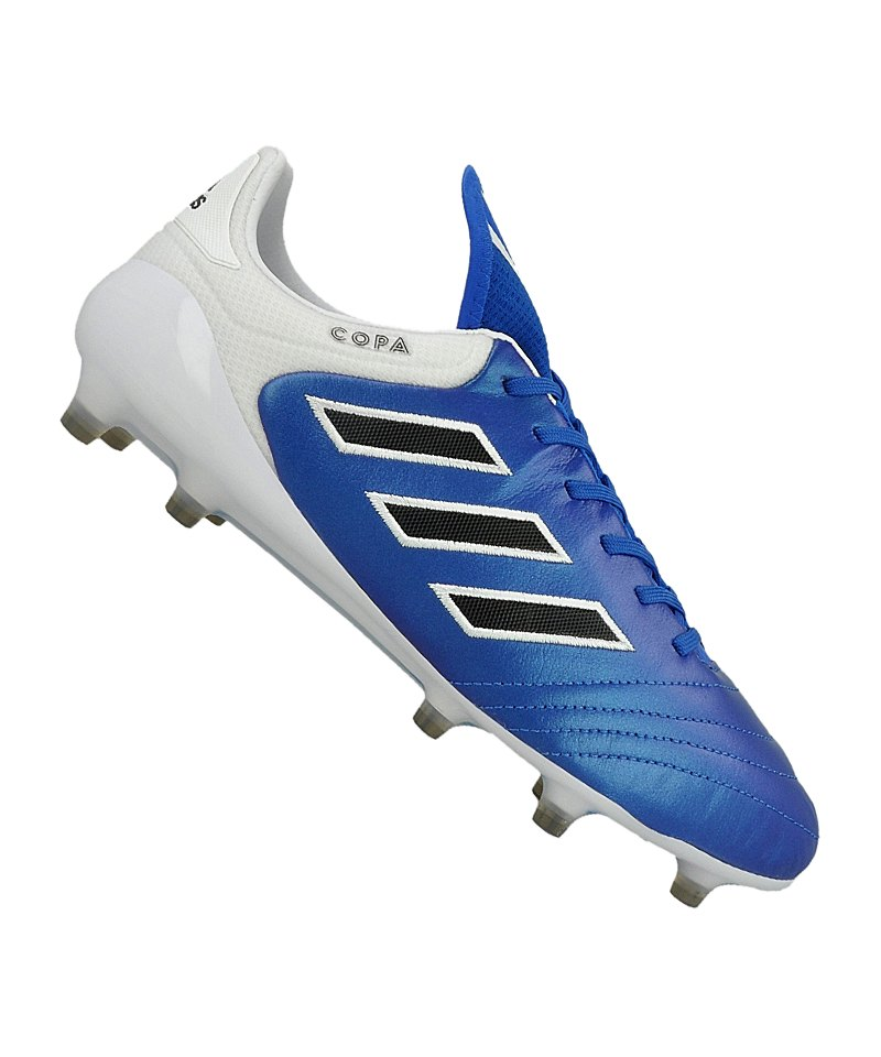 best website 82059 c6497 adidas COPA 17.1 FG Blau Schwarz Weiss - blau