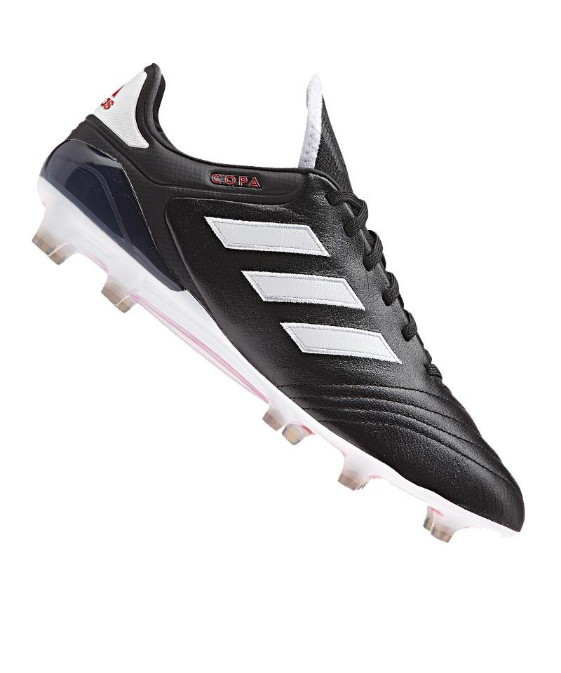 adidas COPA 17.1 FG Schwarz Weiss Rot