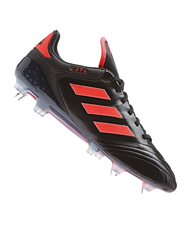 buy popular 93a97 38491 adidas COPA 17.1 SG Schwarz Rot - schwarz