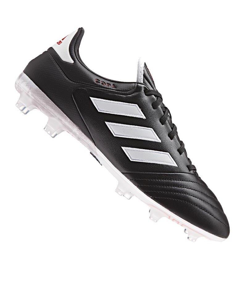 super popular 9aef0 a363b adidas Copa 17.2 FG Schwarz Weiss - schwarz