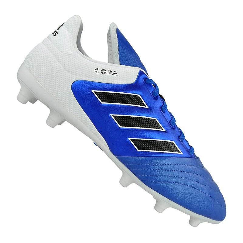 Adidas Weiss Copa Fg Blau Schwarz Weiss Adidas Taurusleder Fussballschuh e0a696