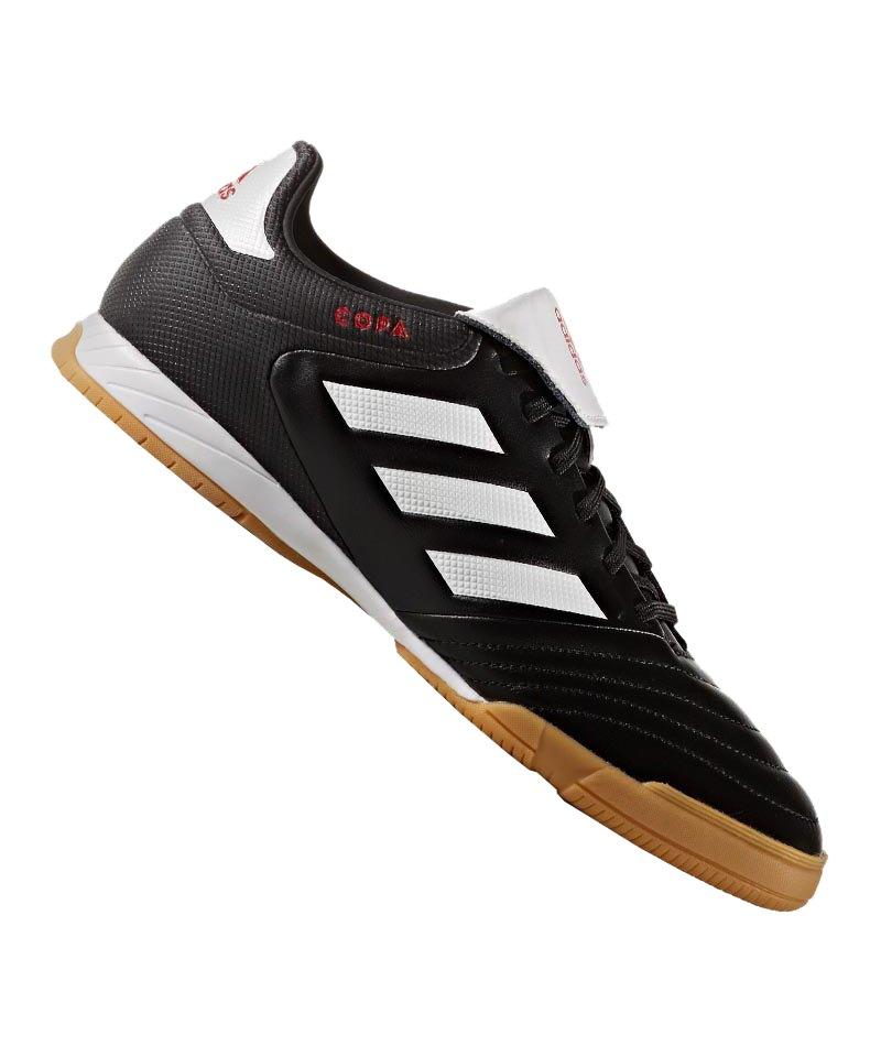 komplettes Angebot an Artikeln Schatz als seltenes Gut Mode-Design adidas Copa 17.3 IN Halle Schwarz Weiss