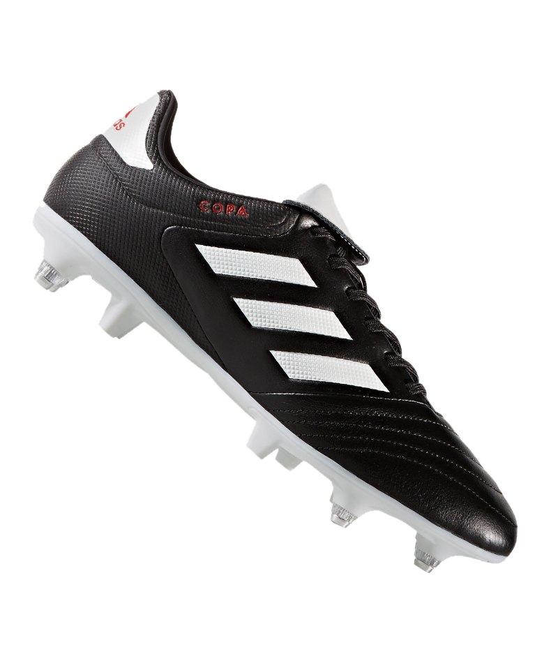 another chance 04118 213cb adidas COPA 17.3 SG Schwarz Weiss - schwarz