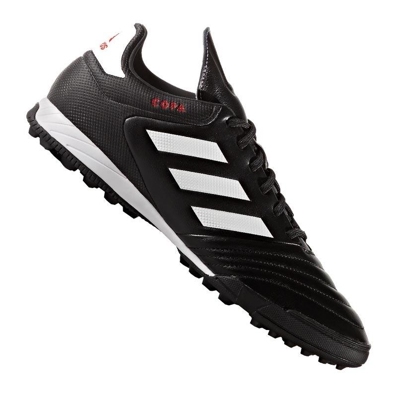 adidas fußballschuhe schwarz leder