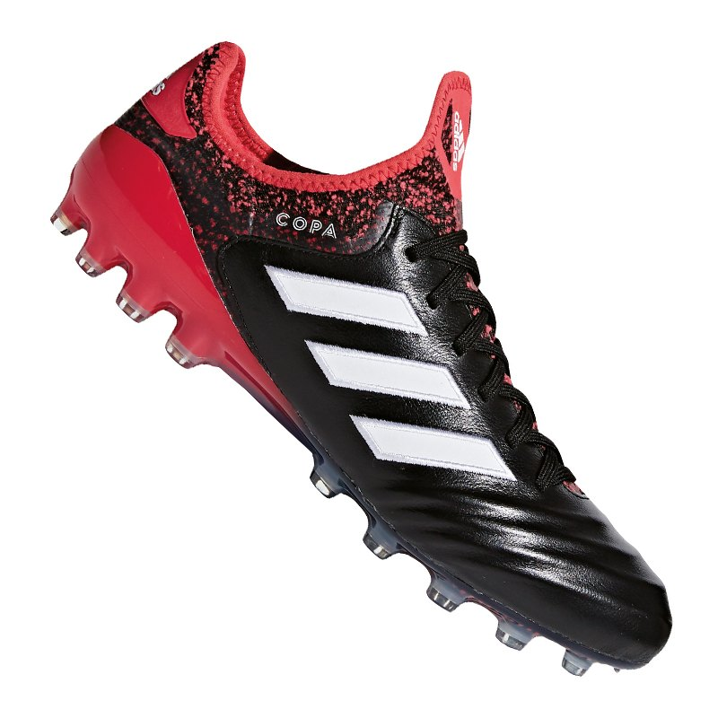 adidas COPA 18.1 AG Schwarz Rot - schwarz