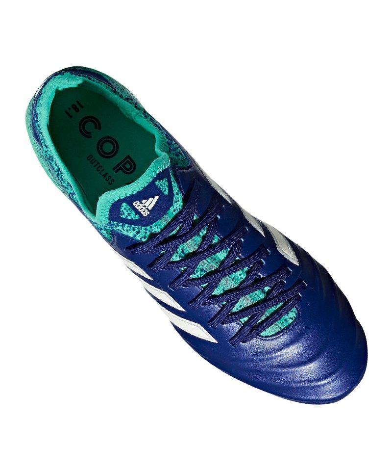 on sale 43ec3 56bf5 ... adidas COPA 18.1 FG Blau Grün - blau ...