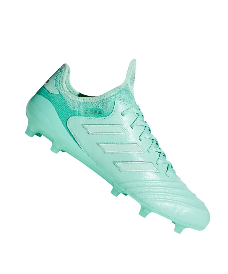 sports shoes ce9d8 5f03d adidas COPA 18.1 FG Grün - gruen