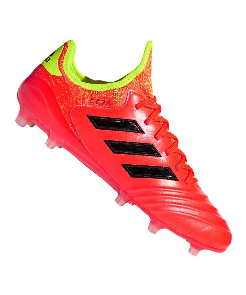 best website 29ae0 177b5 adidas COPA 18.1 FG Rot Gelb - rot