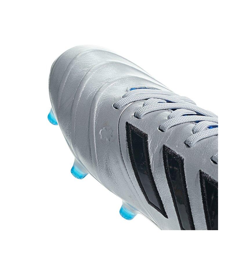 newest 6e1bd acdc7 ... adidas COPA 18.1 FG Silber Blau - silber ...