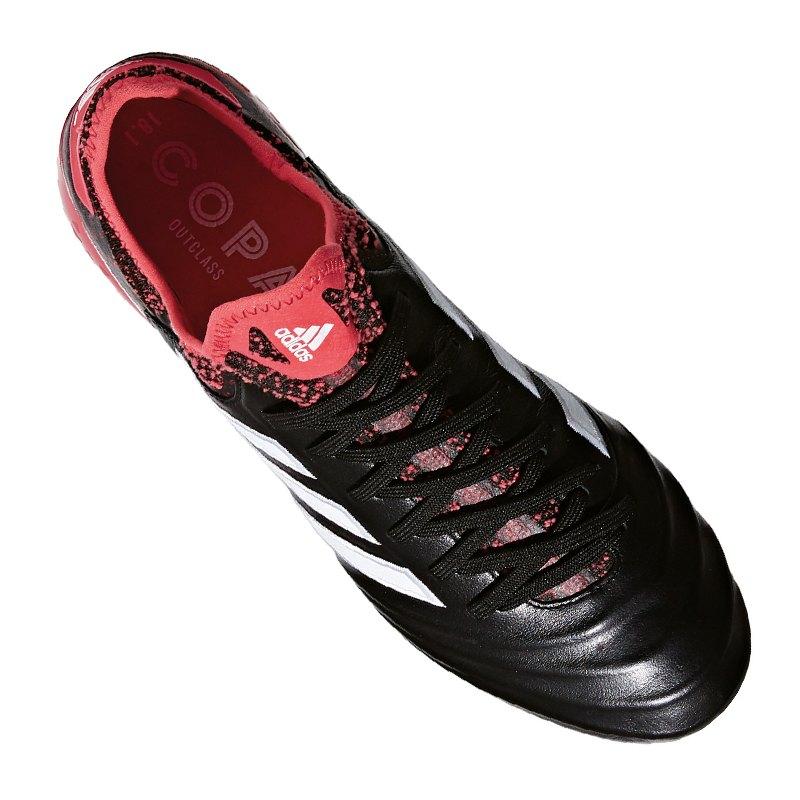 COPA 18.1 SG - Fußballschuh Stollen - black/white/red jWJaAyMh37