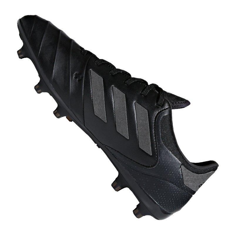 detailed look 9a3e8 aa0cf ... adidas COPA 18.2 FG Schwarz - schwarz ...