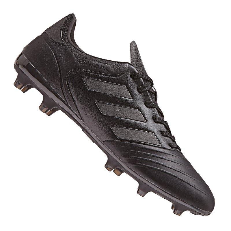 check out 3f0e1 158db adidas COPA 18.2 FG Schwarz - schwarz