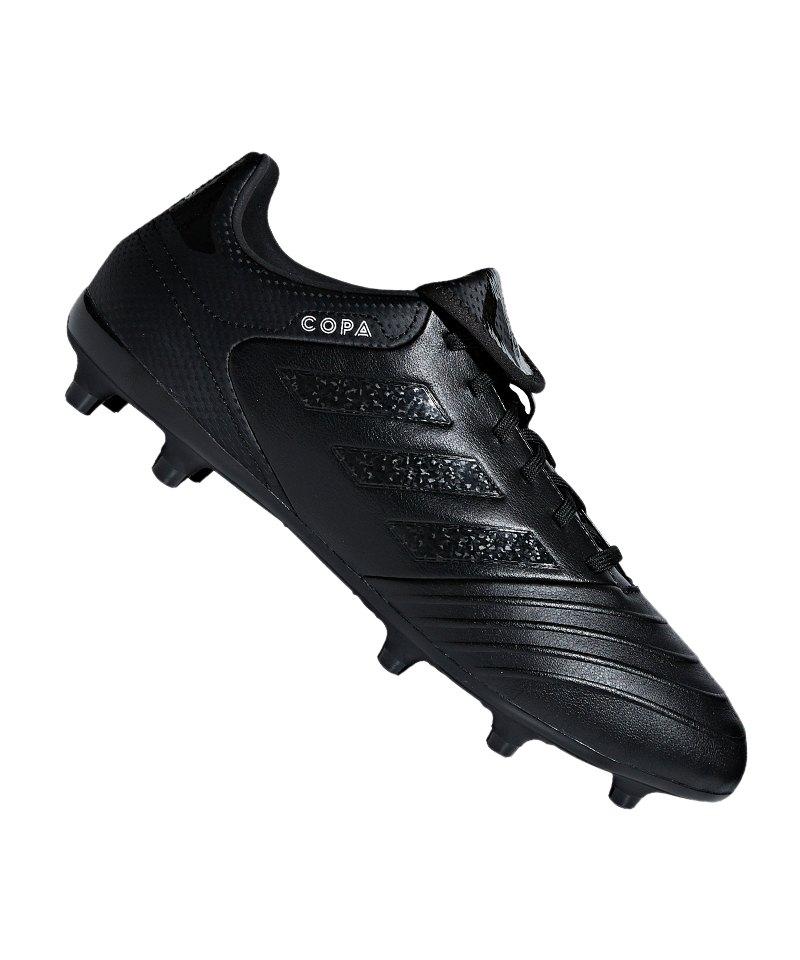 finest selection 6dd6b 04c91 adidas COPA 18.3 FG Schwarz - schwarz