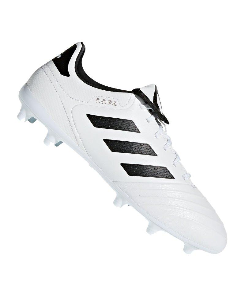 buy cheap 9a3b8 0c985 adidas COPA 18.3 FG Weiss Schwarz - weiss