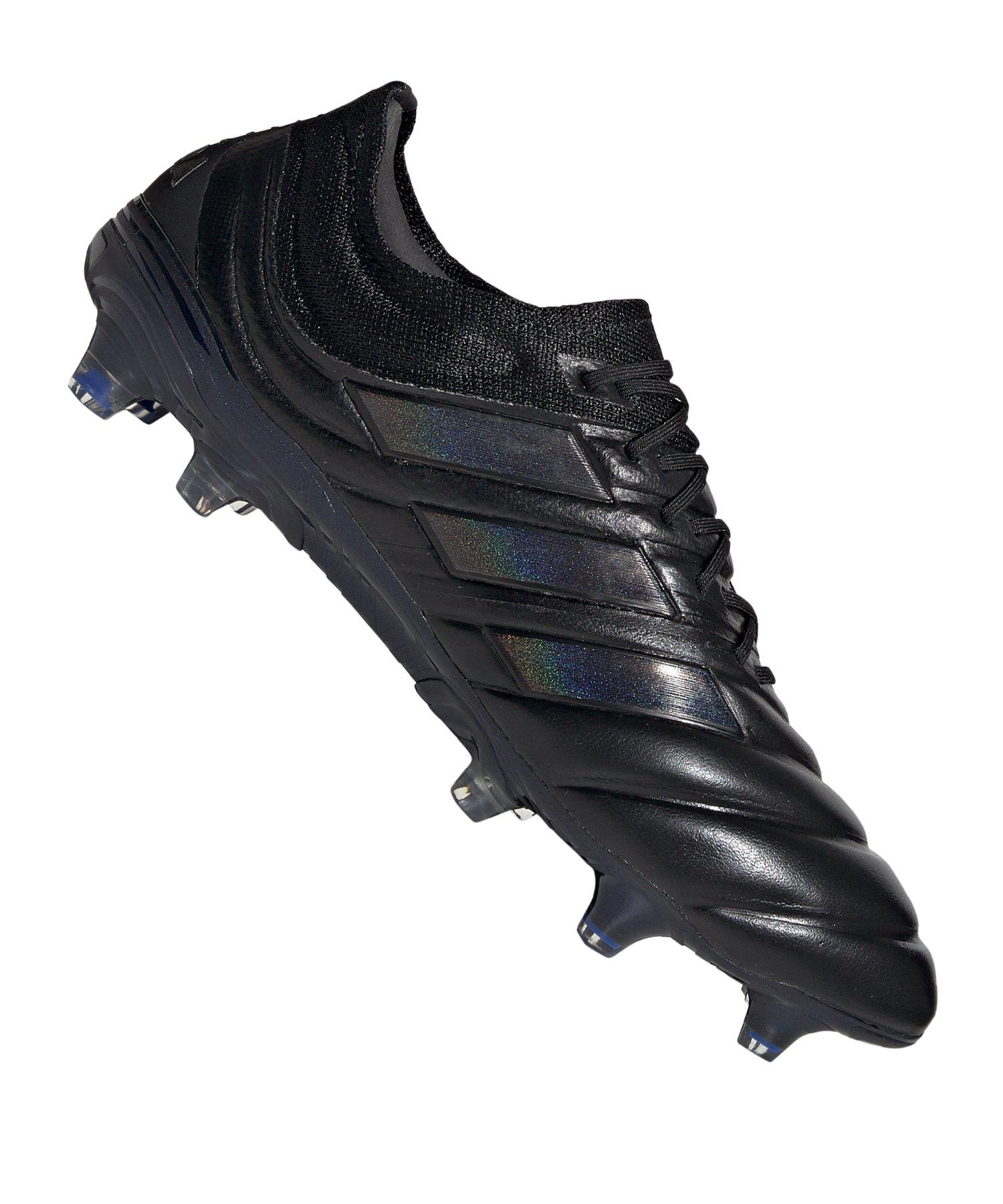 pretty nice 60ba2 6522f adidas COPA 19.1 FG Schwarz - schwarz