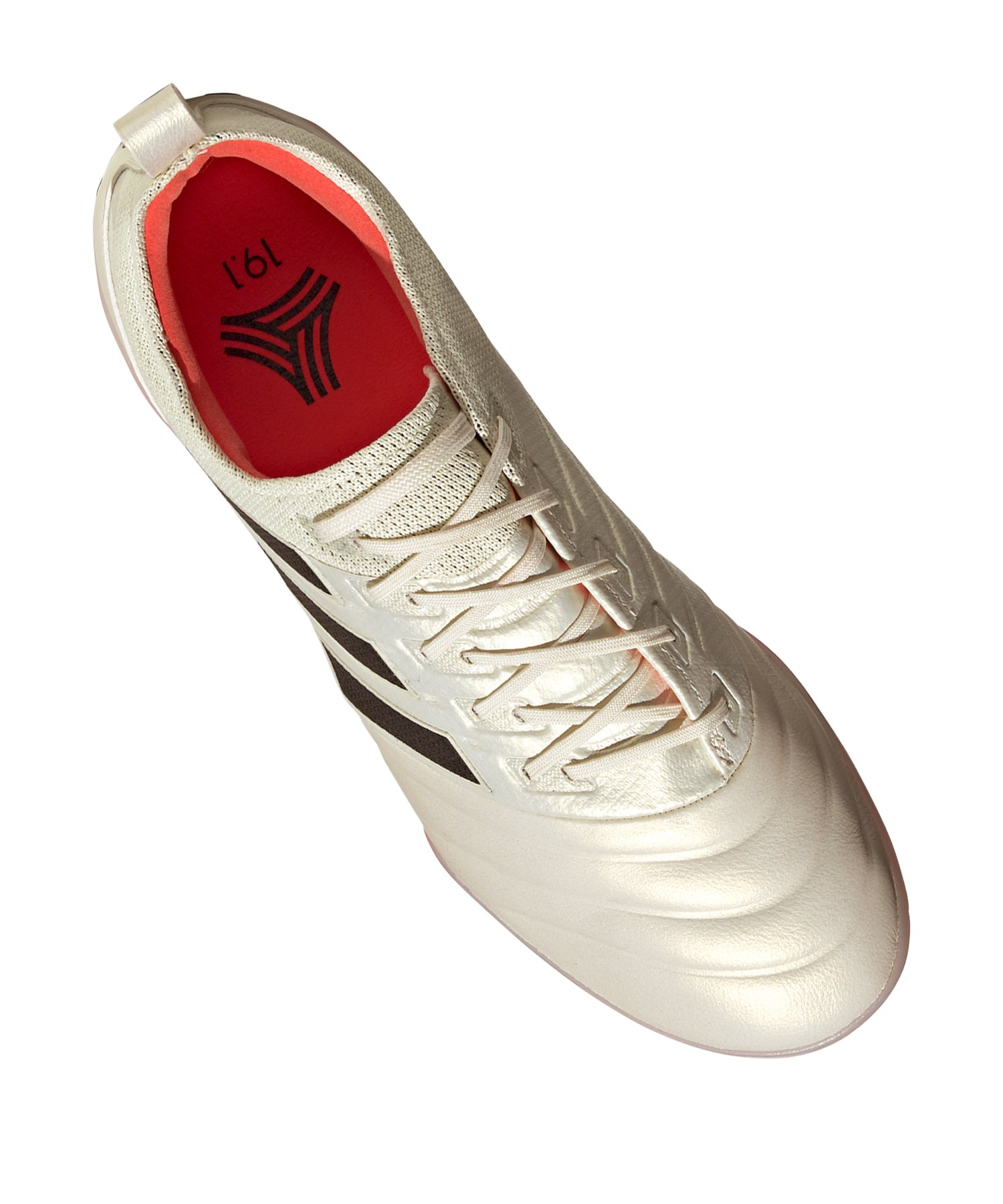 promo code e3380 3460f ... adidas COPA 19.1 TF Weiss Rot - weiss ...