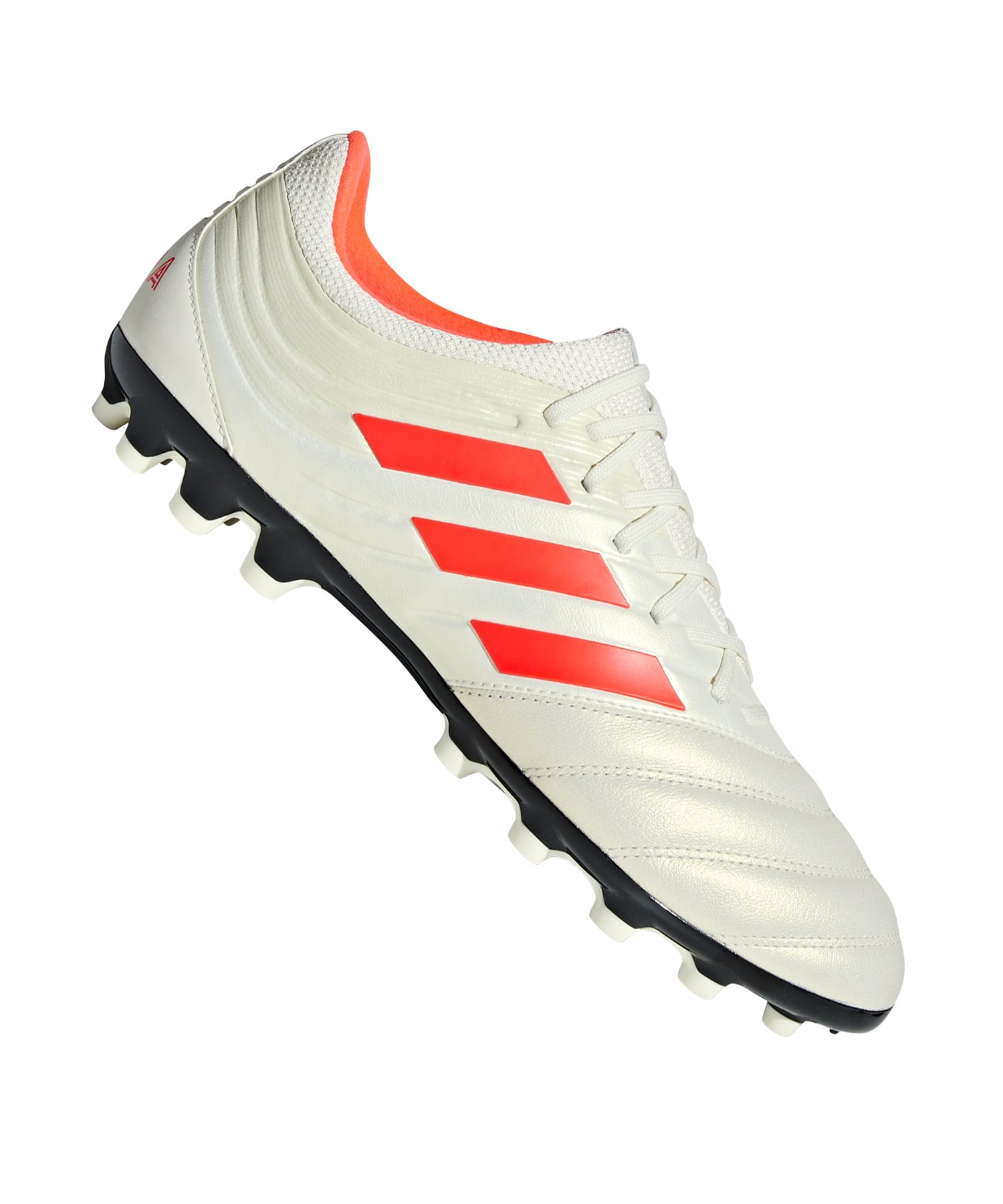 adidas COPA 19.3 AG Weiss Rot