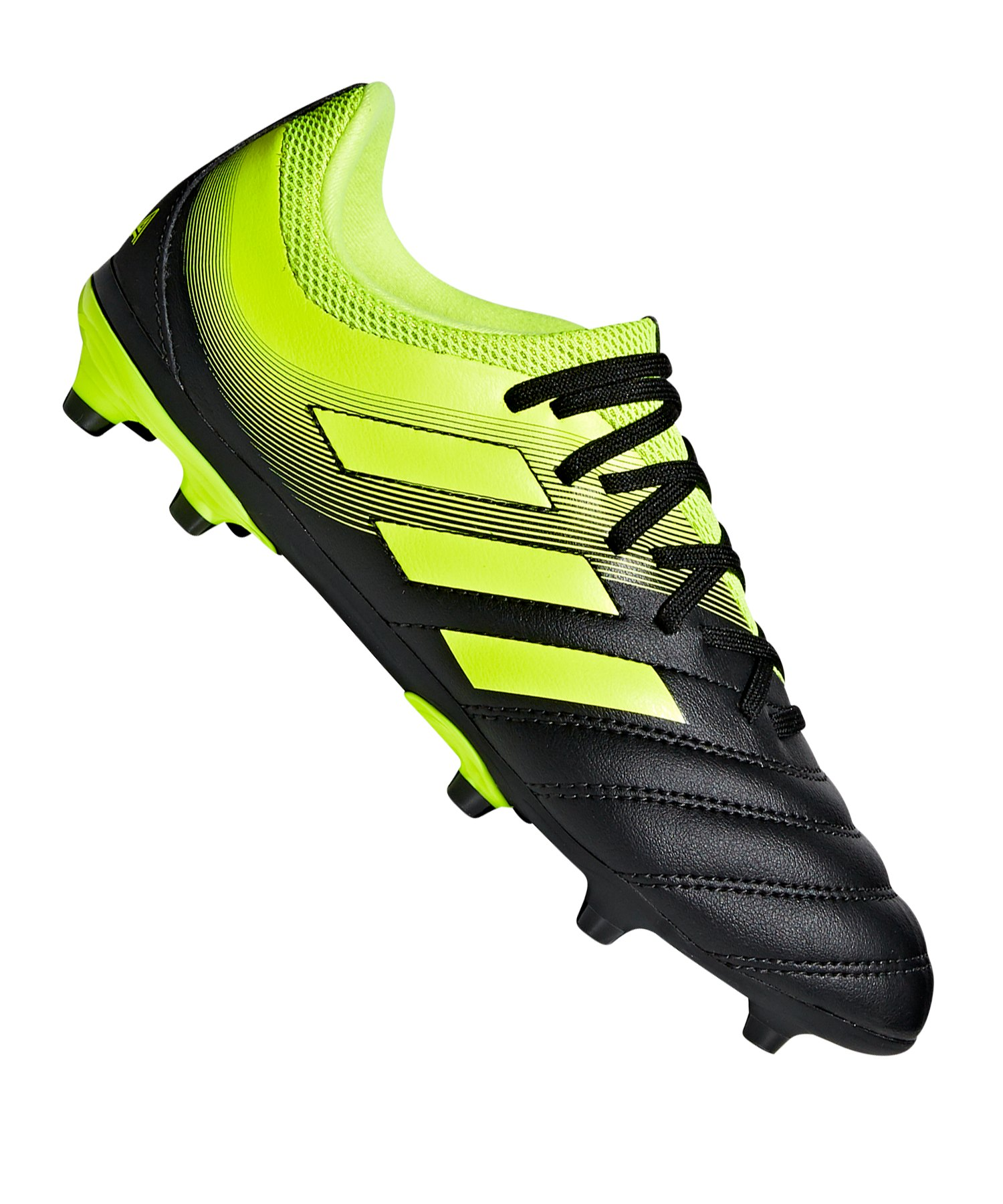 Fg 3 J Adidas 19 Kids Schwarz Gelb Copa 35AjRL4
