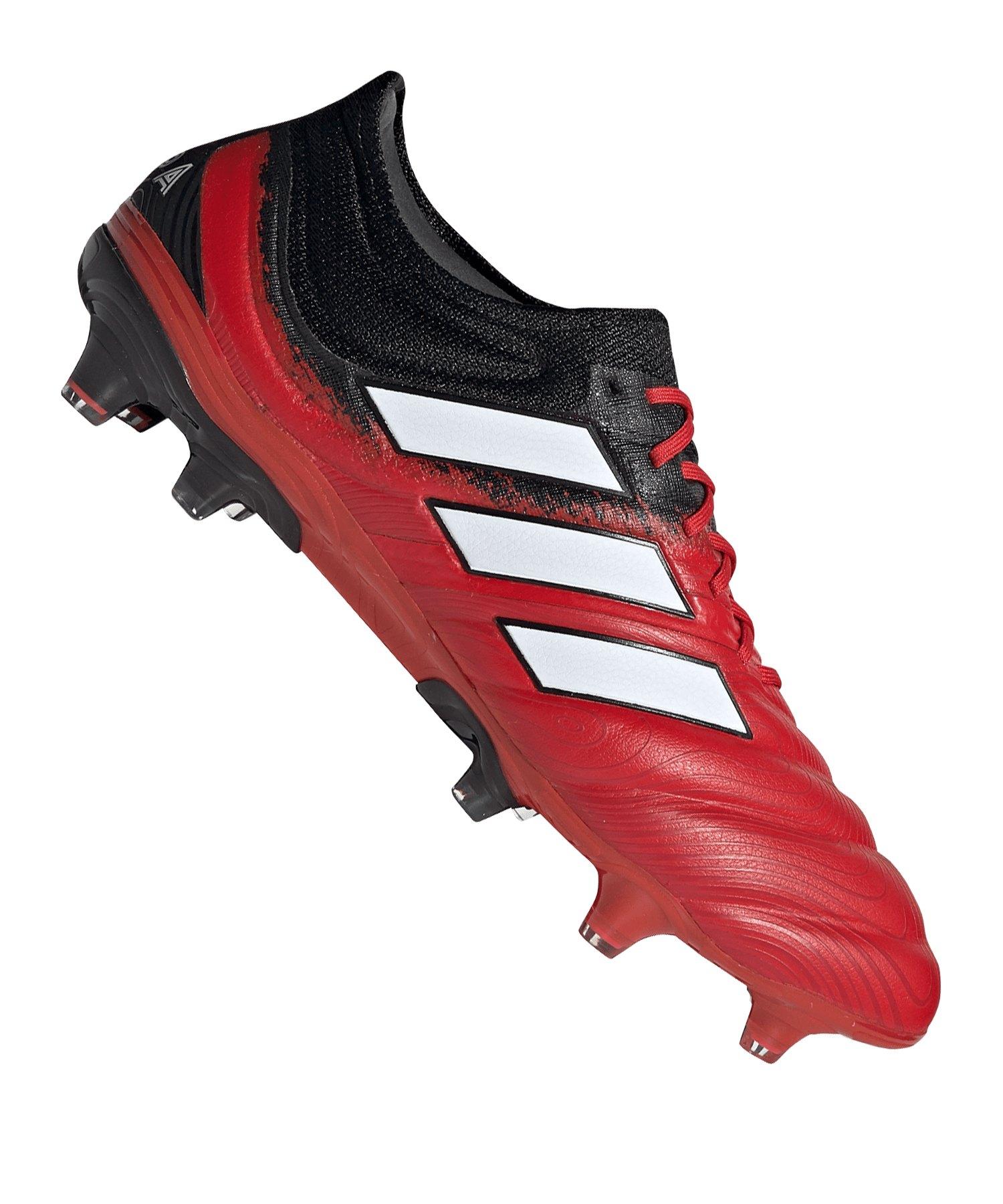 adidas COPA 20.1 FG Rot Schwarz