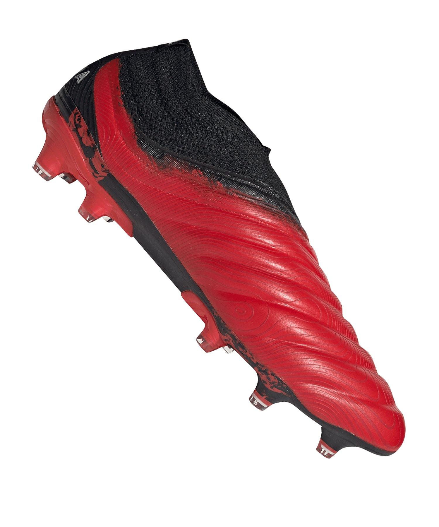 adidas COPA 20+ FG Rot Schwarz