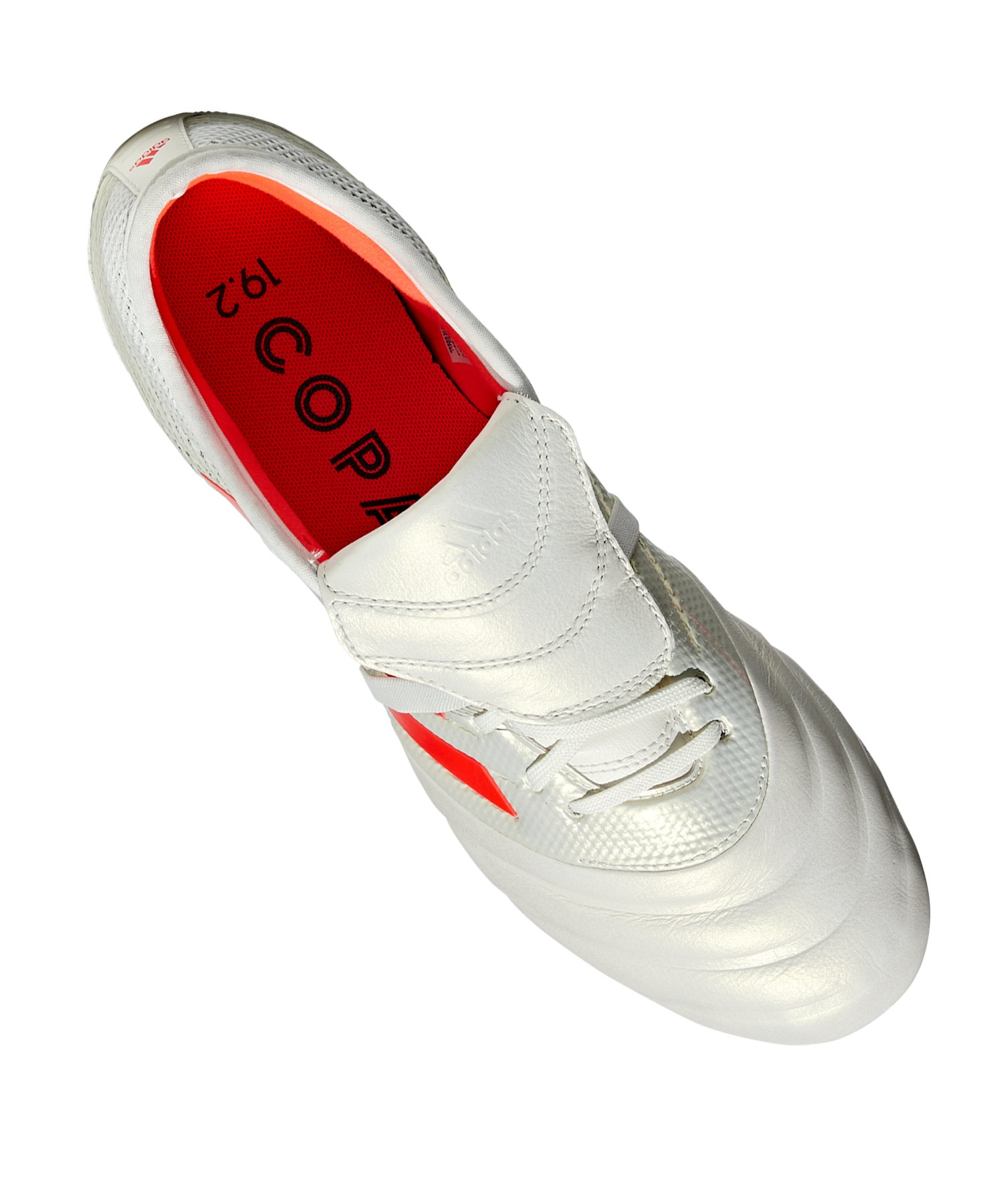 check out c0984 71a70 ... adidas COPA Gloro 19.2 SG Weiss Rot - weiss ...