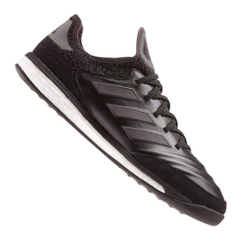 Herren Schuhe Adidas Copa Tango 18.1 Fußballschuhe grau