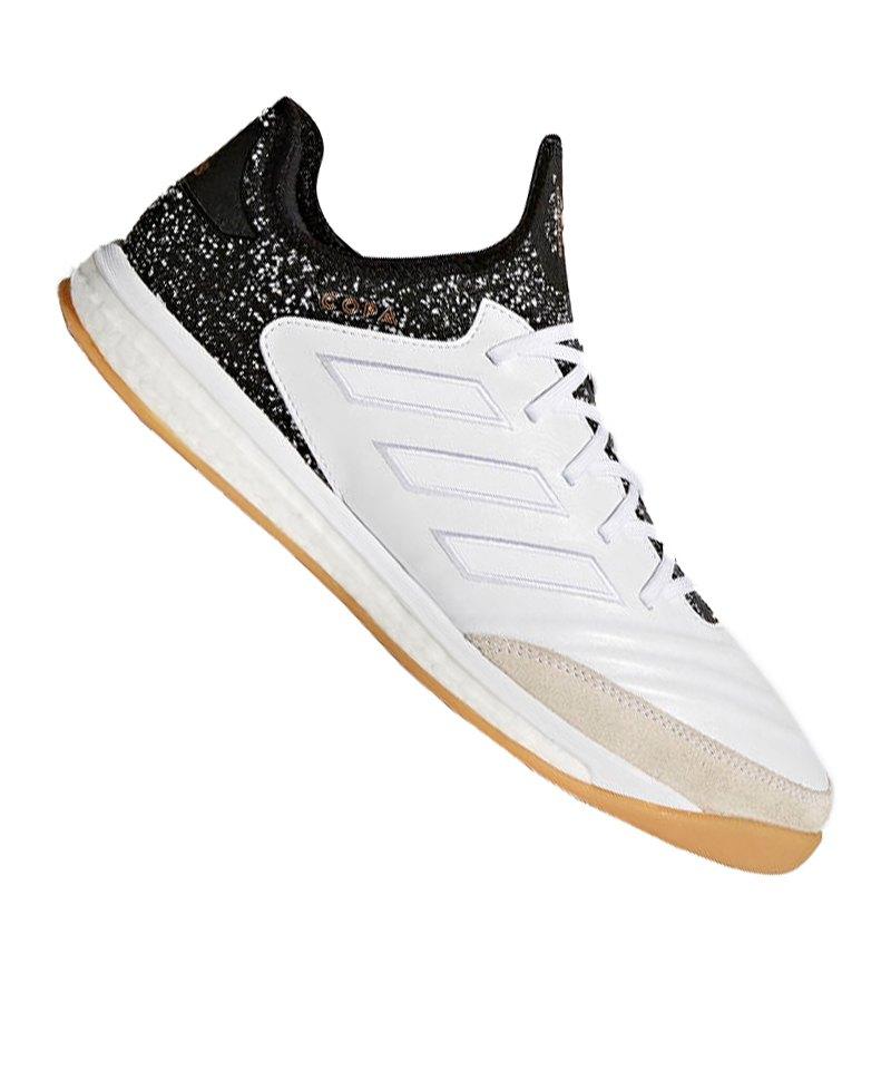 hot sale online 1e44c d9891 adidas COPA Tango 18.1 TR Weiss Schwarz - weiss