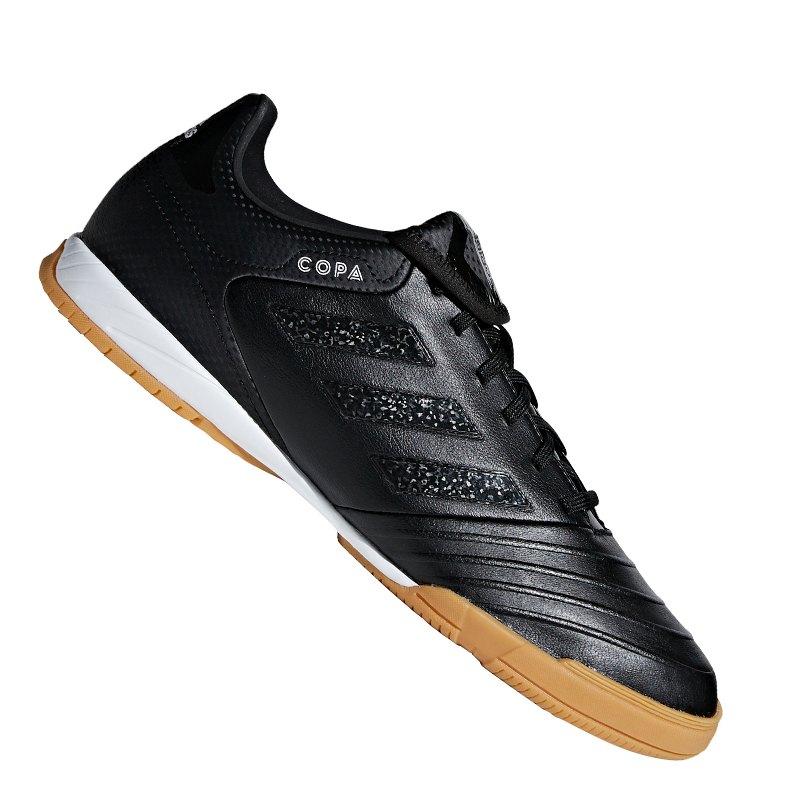 huge discount a5936 a4318 adidas COPA Tango 18.3 IN Halle Schwarz - schwarz