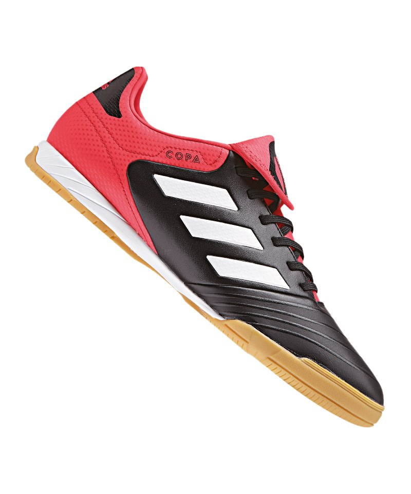 adidas copa tango 18 3 in halle schwarz rot. Black Bedroom Furniture Sets. Home Design Ideas