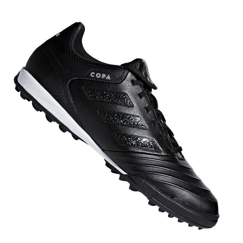 new products d0f37 b1340 adidas COPA Tango 18.3 TF Schwarz - schwarz