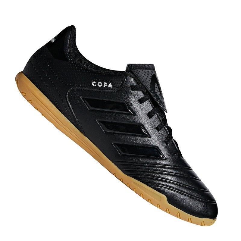 best loved 3832e 6cc61 adidas COPA Tango 18.4 IN Halle Schwarz - schwarz