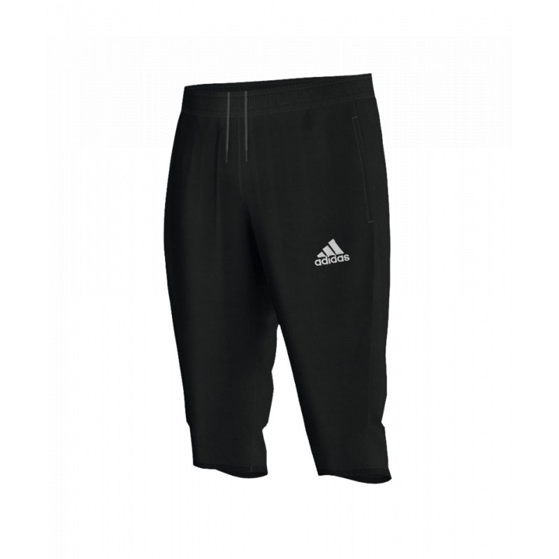 adidas core 15 3 4 pant hose schwarz trainingshose. Black Bedroom Furniture Sets. Home Design Ideas