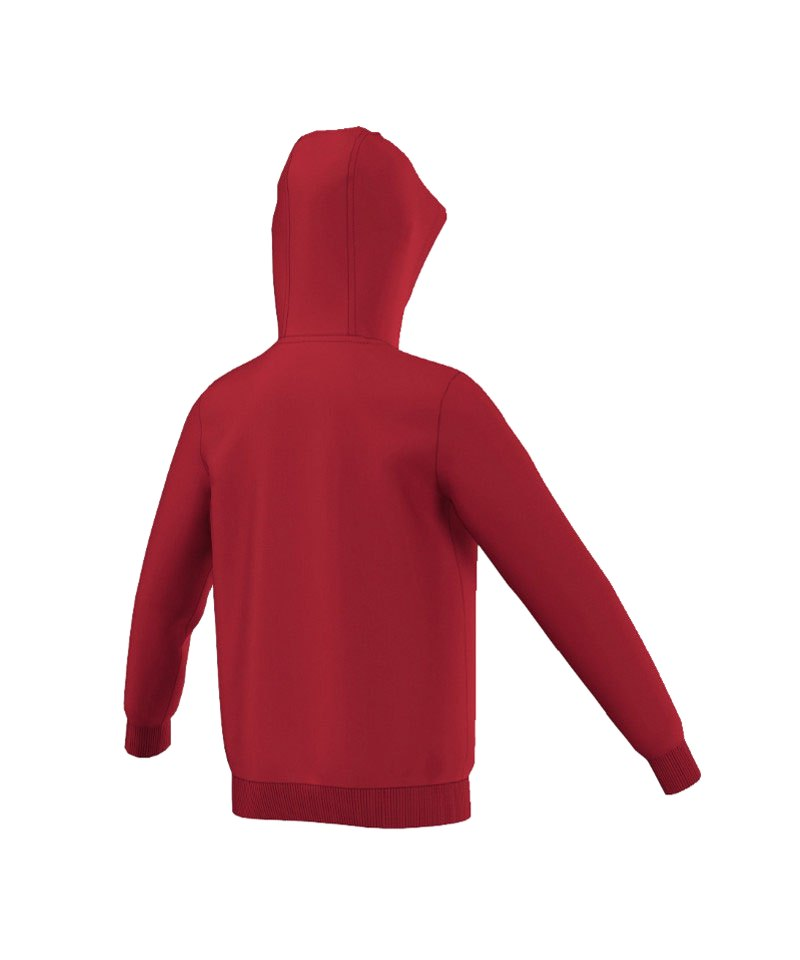 adidas core 15 hoody sweatshirt kids rot sweatshirt pullover kinder children kids. Black Bedroom Furniture Sets. Home Design Ideas
