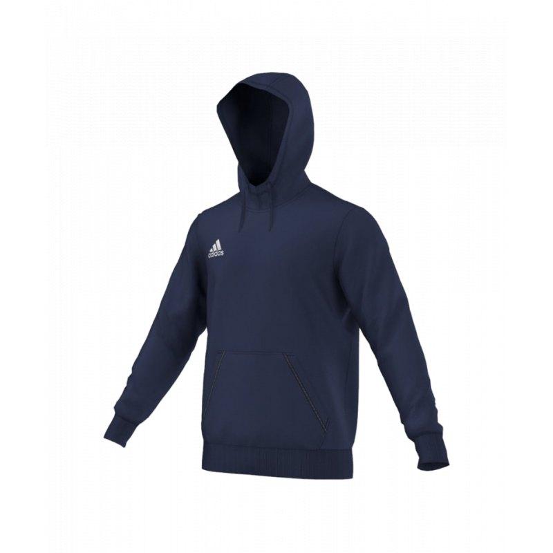 adidas Core 15 Hoody Kapuzenpullover Blau   Sweatshirt   Pullover ... 24f8c2c0d2