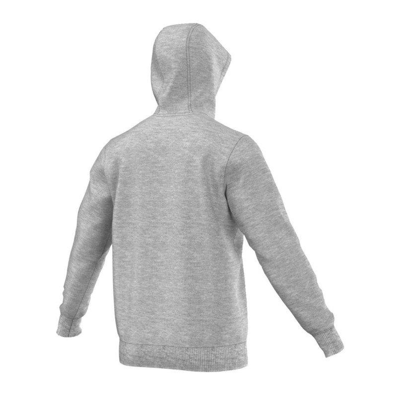 adidas core 15 hoody kapuzenpullover grau sweatshirt. Black Bedroom Furniture Sets. Home Design Ideas