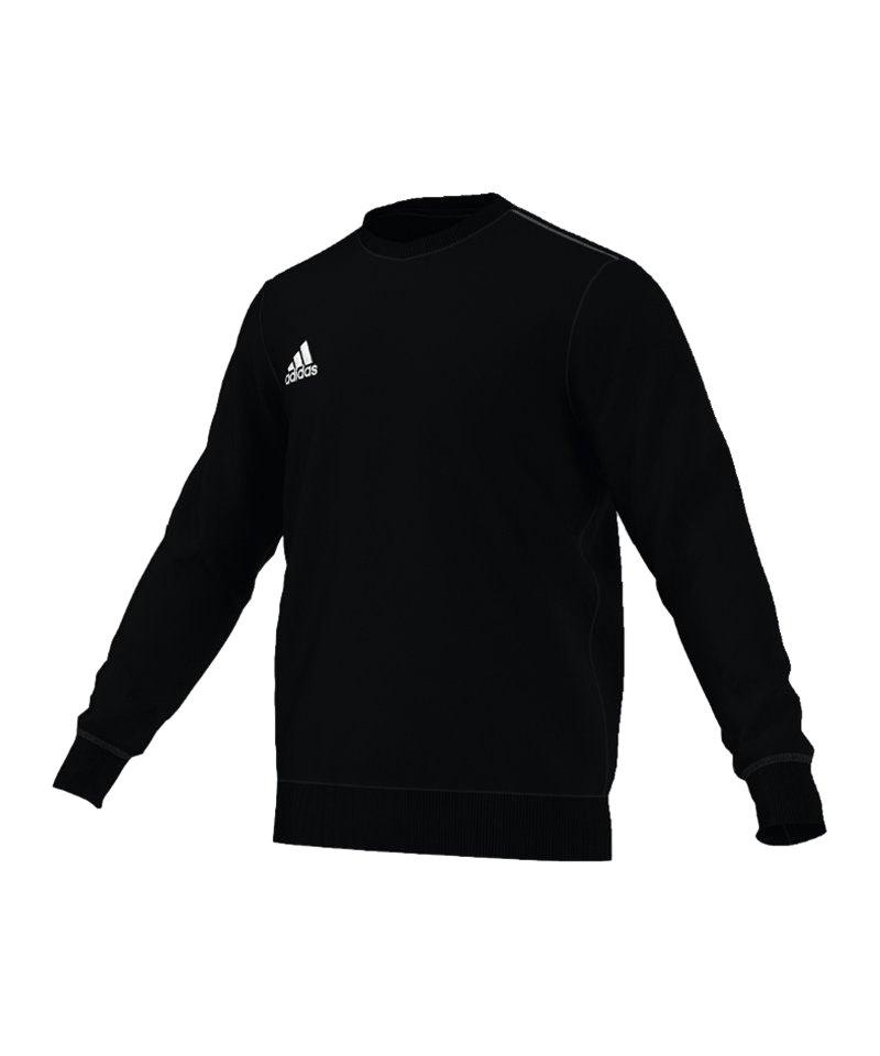 adidas core 15 sweat top sweatshirt schwarz teamsport. Black Bedroom Furniture Sets. Home Design Ideas