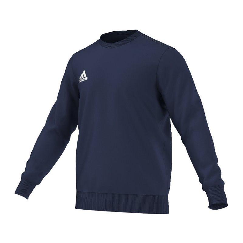 adidas core 15 sweat top sweatshirt kids blau teamsport pullover kindershirt kinder. Black Bedroom Furniture Sets. Home Design Ideas