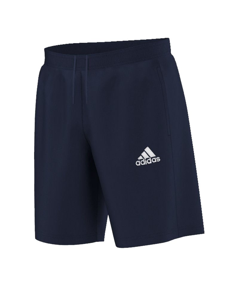 adidas core 15 woven short hose kurz blau teamsport. Black Bedroom Furniture Sets. Home Design Ideas