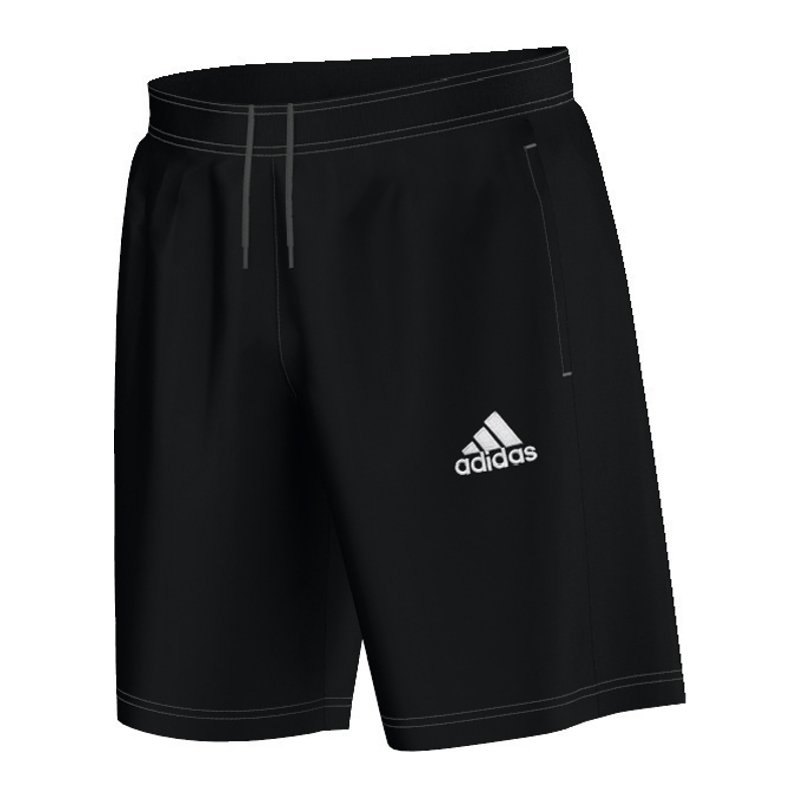 adidas core 15 woven short hose kurz kids schwarz. Black Bedroom Furniture Sets. Home Design Ideas